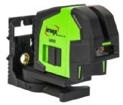 Imex Crossline Red Beam Laser with Plumb Dot